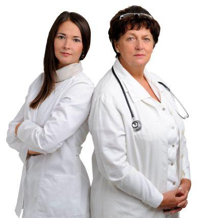 dr. Szőke Dorottya és dr. Kecskés Gabriella